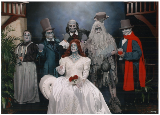 since my husband and i and our pals are all huge fans of the place what better way to envelop ourselves in the madness than with victorian era clothing
