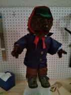 Emmet Otter replica