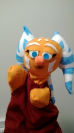 "Ashoka from ""Star Wars-The Clone Wars"""