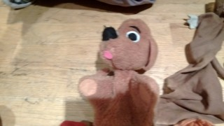 Tommy Dog, from the still-used Tichenor puppets.