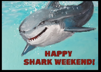 Shark Weekend 2020