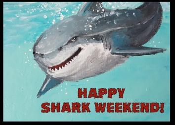 Shark Weekend 2020